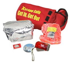Xscape Safe Kit 2XLarge XS001-2XL (see size chart)