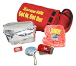 Xscape Safe Kit Medium XS001-M (see size chart)